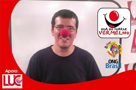 Dia do Nariz Vermelho - Ong Brasil 2013 eds