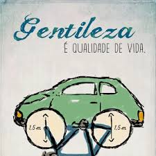 ciclista gentileza