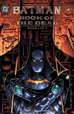 Batman Book of the dead #01