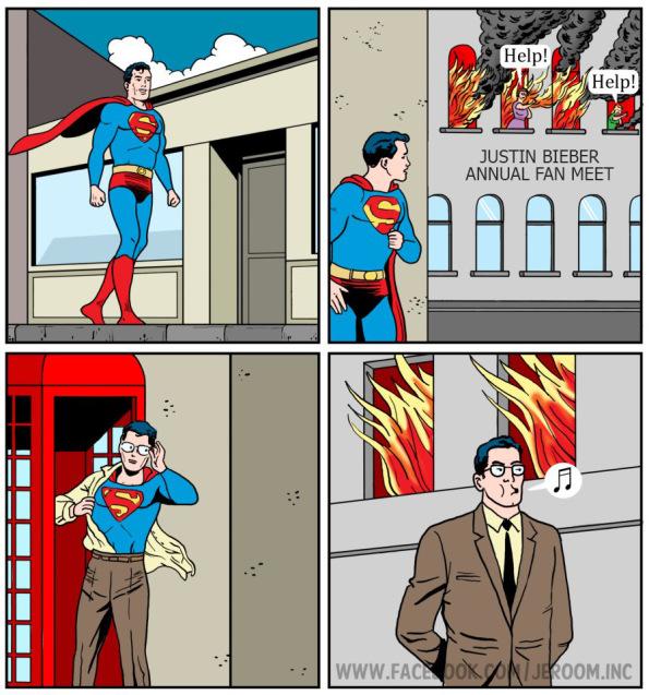 supermanbieber
