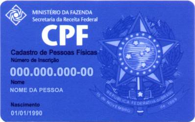 CPFpelaInternet