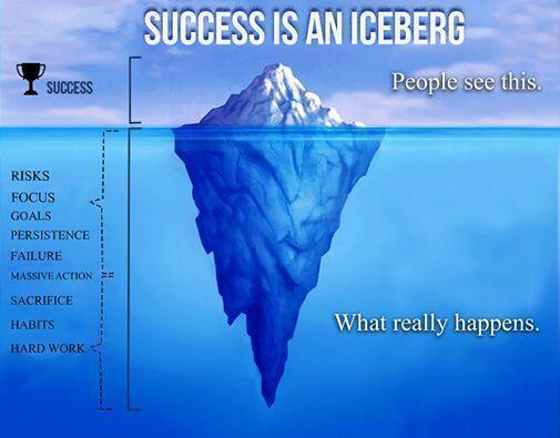 icebergesconde