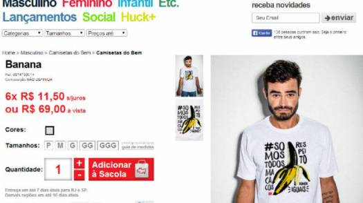 use-huck-camiseta