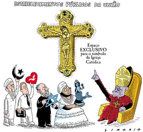 estado laico ecumenismo