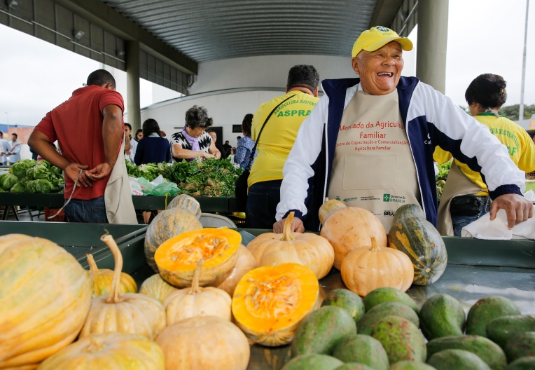 Mercado da Agricultura Familiar Ceasa DF