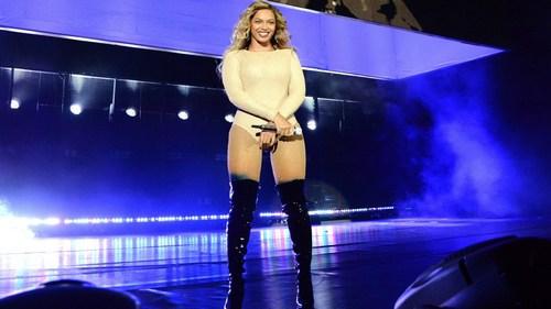 Picture Shows: Beyoncé