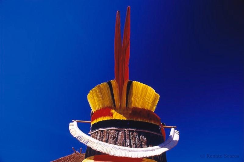 Indios do Xingu - Yawalapiti