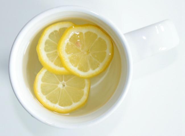 warm-water-and-lemon