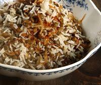 arroz-basmati-com-gengibre-lentilhas-e-cebola-caramelizada