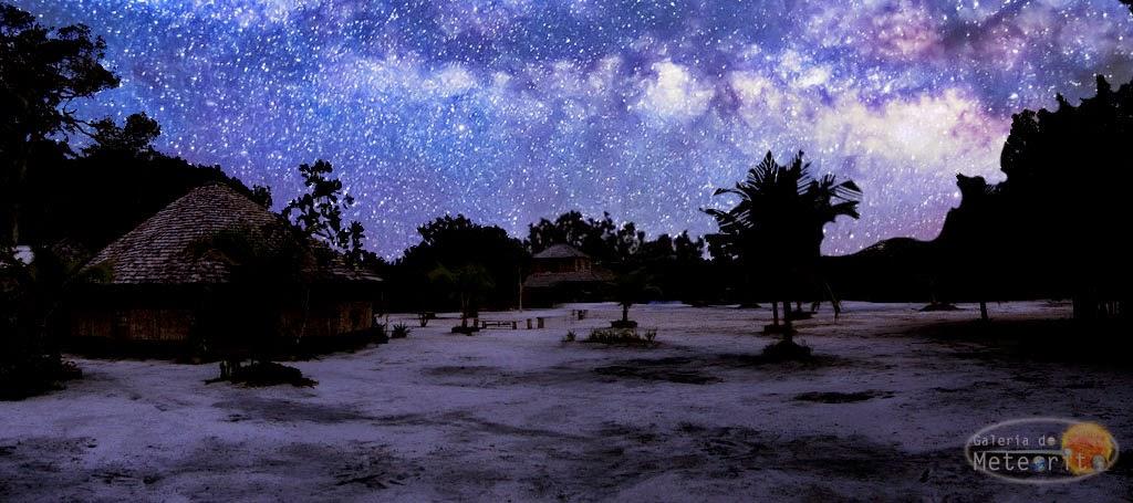 Via Láctea indios